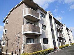 大阪府藤井寺市林2丁目の賃貸マンションの外観