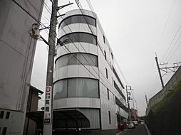 千葉県千葉市花見川区南花園2丁目の賃貸マンションの外観