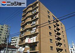 福洋マンション[4階]の外観