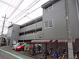 横田ハイツ[1階]の外観