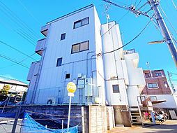東京都清瀬市中里2丁目の賃貸マンションの外観