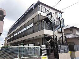 ドミールスズキ幕張本郷[3階]の外観