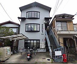 京都府京都市北区西賀茂大道口町の賃貸マンションの外観