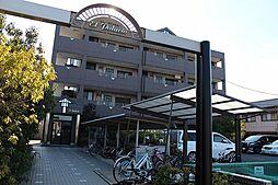 愛知県あま市新居屋大日の賃貸マンションの外観