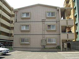 福岡県福津市花見が丘1丁目の賃貸マンションの外観