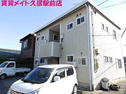 コーポ藤枝[2階]の外観