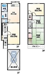 JR難波駅 4,280万円