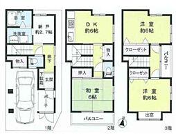 青木駅 2,580万円