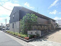 京都市営烏丸線 くいな橋駅 徒歩3分の賃貸アパート