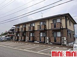 佐賀県佐賀市兵庫北7丁目の賃貸アパートの外観