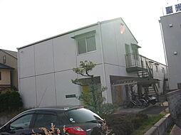 マンションコキチ弐番館[D21号室]の外観