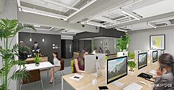 PARK WOOD office iwamotocho(デザイン...