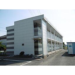 福岡県福岡市西区周船寺の賃貸アパートの外観