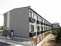 レオパレスリヴェールII[1階]の外観