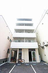 北海道札幌市手稲区手稲本町二条3丁目の賃貸マンションの外観