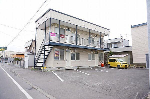 サンハイツ21 B棟 1階の賃貸【北海道 / 旭川市】