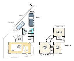 JR藤森駅 2,280万円
