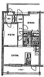(仮)青島マンション[1階]の間取り