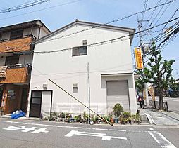 京都府京都市東山区本瓦町の賃貸マンションの外観