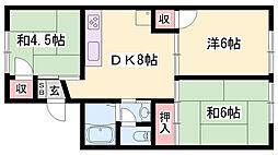 大塩駅 4.0万円
