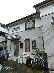 東京都世田谷区砧3丁目の賃貸アパートの外観