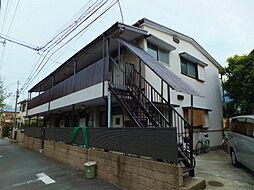 筑波荘[2−8号室]の外観