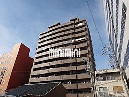 シャルム東別院[6階]の外観