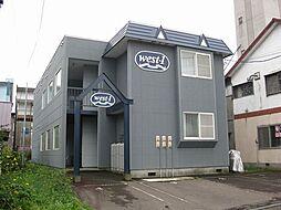 west-1[23号室]の外観