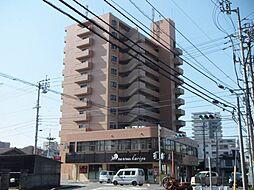 愛媛県松山市竹原2丁目の賃貸マンションの外観