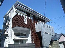 シティハイム竹下[2階]の外観