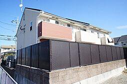 カレントヒルズ1[2階]の外観