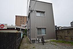 兵庫県姫路市東雲町2丁目の賃貸アパートの外観
