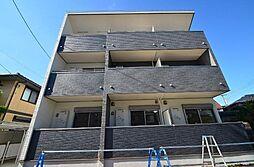 風のフォレスト[1階]の外観
