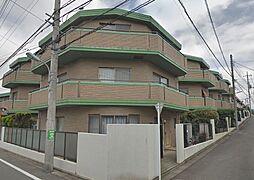 神代バタニカルガーデンズマンション[3階]の外観