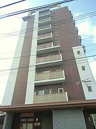 福岡県行橋市中央3丁目の賃貸マンションの外観