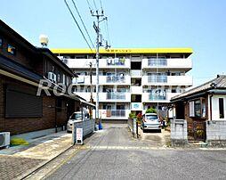 徳島県徳島市津田西町1丁目の賃貸マンションの外観
