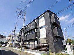 JR武蔵野線 東所沢駅 徒歩9分の賃貸アパート