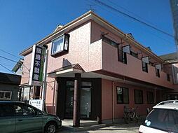 新潟県新潟市東区大形本町3丁目の賃貸アパートの外観