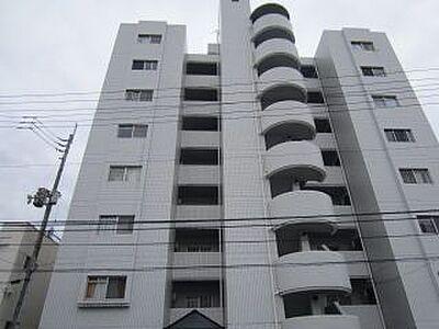 外観,2LDK,面積55.93m2,賃料7.0万円,,,高知県高知市唐人町