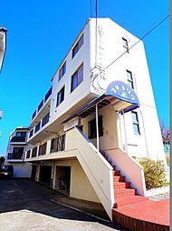 東京都清瀬市旭が丘3丁目の賃貸マンションの外観