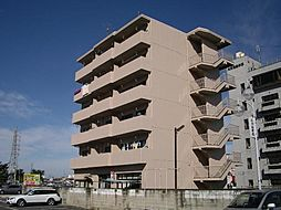 群馬県太田市飯田町の賃貸マンションの外観
