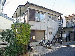 石川ハウス[101号室号室]の外観
