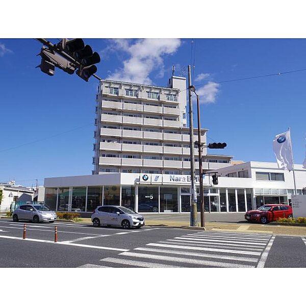 奈良県奈良市三条添川町の賃貸マンションの外観