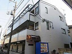 グレース新川崎II[1階]の外観