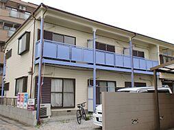 千葉県浦安市堀江3丁目の賃貸アパートの外観