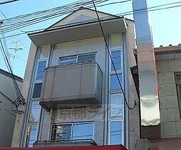 京都府京都市上京区大東町の賃貸マンションの外観