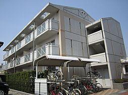 メープルコート[3階]の外観