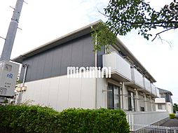 ルミエール泰山 B[1階]の外観