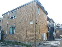 大阪府堺市西区上野芝町5丁の賃貸アパートの外観