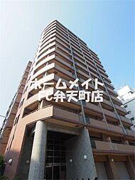大阪府大阪市港区波除2丁目の賃貸マンションの外観